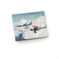 Higher: 100 Years of Boeing Deluxe Edition - Signed by Author