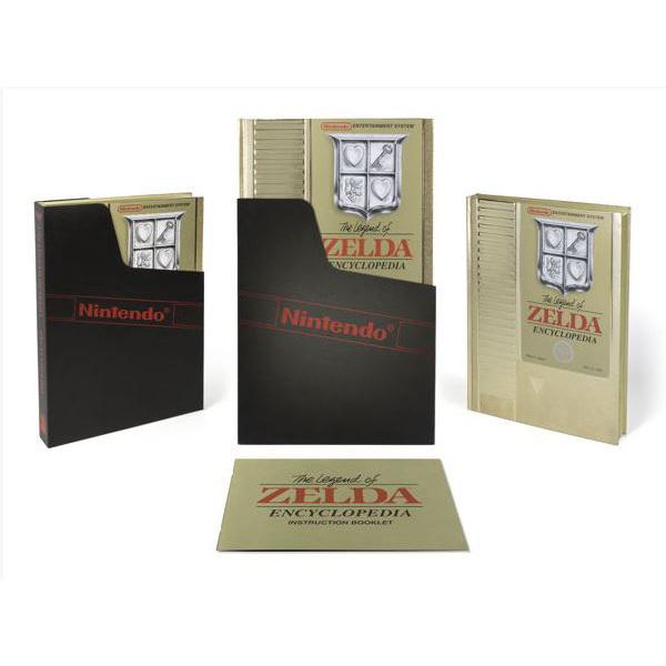 Dark Horse The Legend of Zelda Encyclopedia Deluxe Edition boek