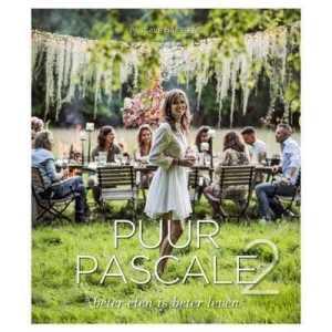Boeken Puur Pascale 2 - kookboek Pascale Naessens