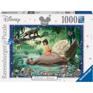 Ravensburger Disney - Jungle Boek puzzel 1000 stukjes