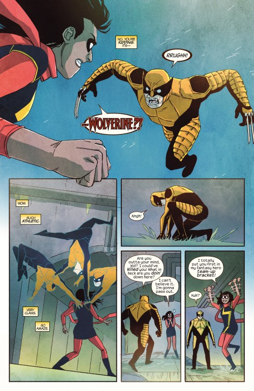 Ms. Marvel (2014-) 006-013