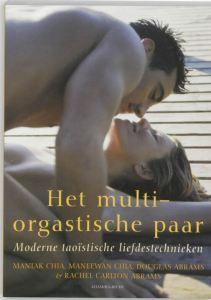 Omslag Het multi-orgastische paar