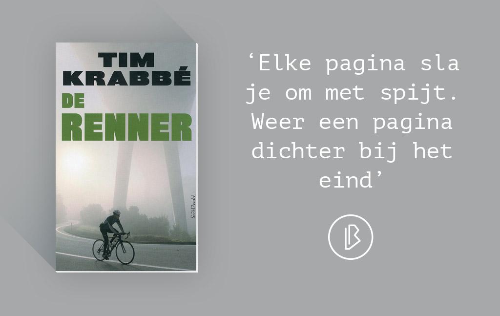 Recensie: Tim Krabbé – De renner