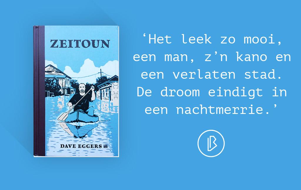 Recensie: Dave Eggers – Zeitoun