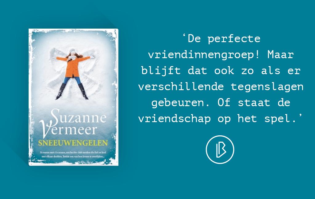Recensie: Suzanne Vermeer – Sneeuwengelen