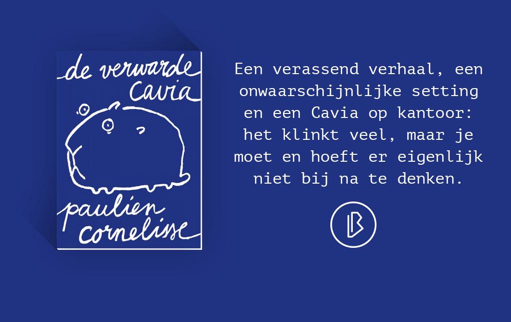 Recensie: Paulien Cornelisse – De verwarde cavia