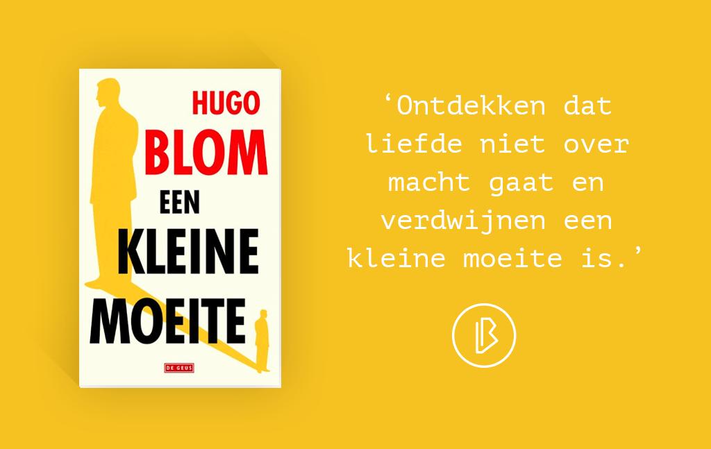 Recensie: Hugo Blom – Een kleine moeite