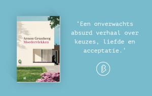 Recensie: Arnon Grunberg – Moedervlekken