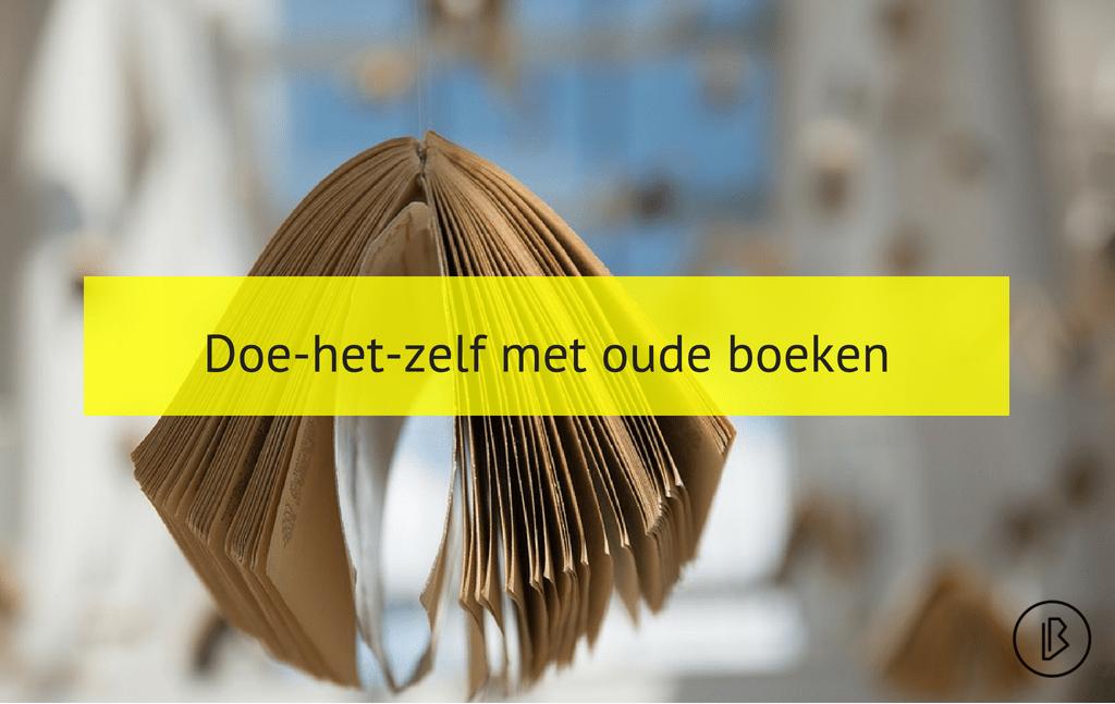 Doe-het-zelf met oude boeken