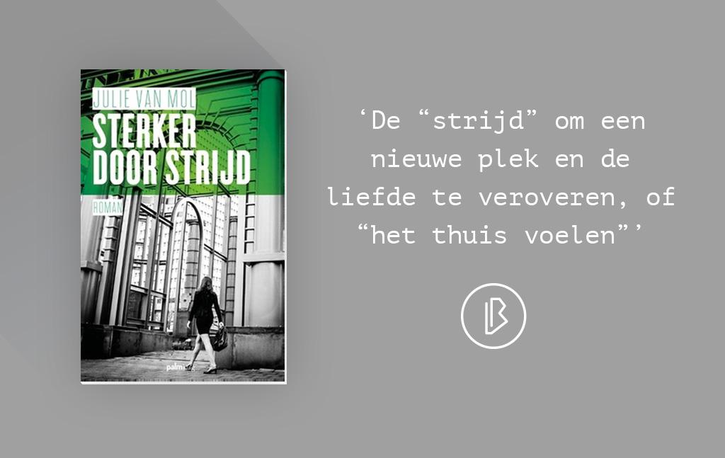 Recensie: Julie van Mol – Sterker door strijd