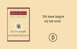 Recensie: Mitch Albom – The Five People You Meet In Heaven