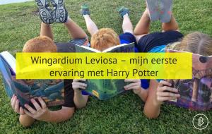 Wingardium Leviosa – mijn eerste ervaring met Harry Potter