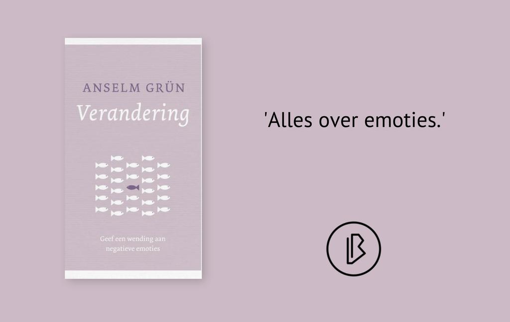 Recensie: Anselm Grün – Verandering