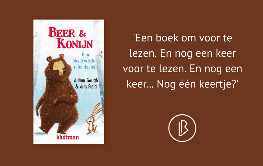 Recensie: Julian Gough & Jim Field – Beer en Konijn