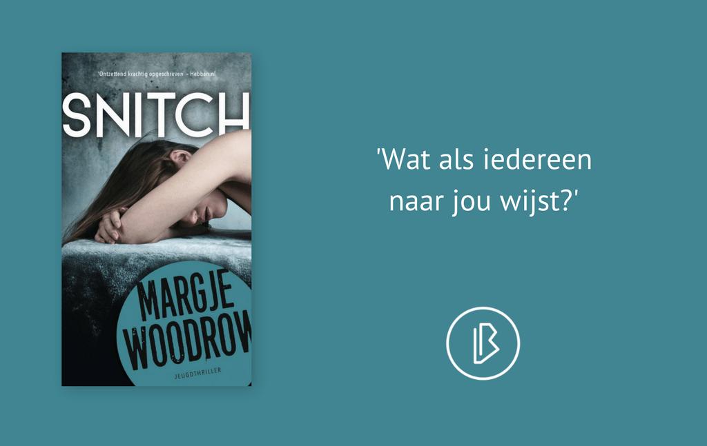 Recensie: Margje Woodrow — Snitch