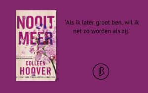 Recensie: Colleen Hoover – Nooit meer
