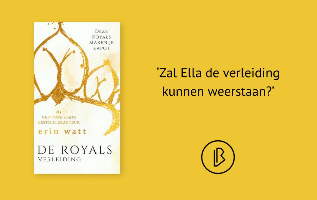 Recensie: Erin Watt – De Royals: Verleiding
