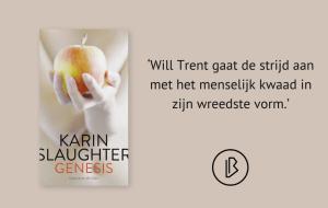 Recensie: Karin Slaughter – Genesis