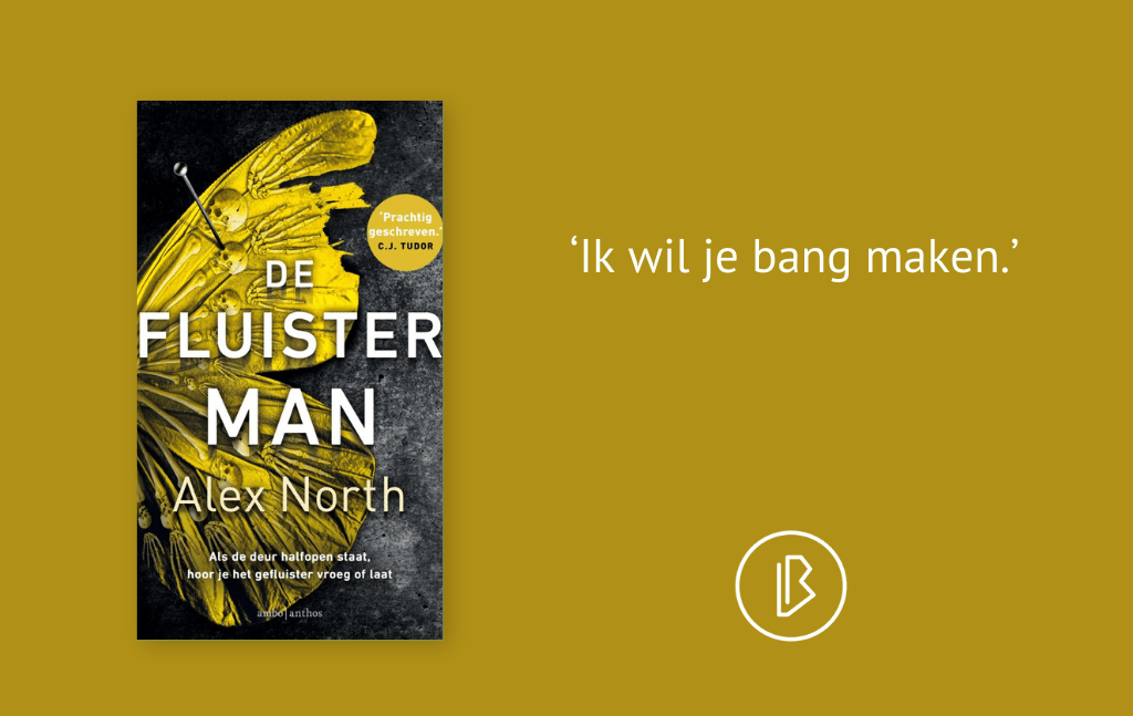 Recensie: Alex North – De Fluisterman
