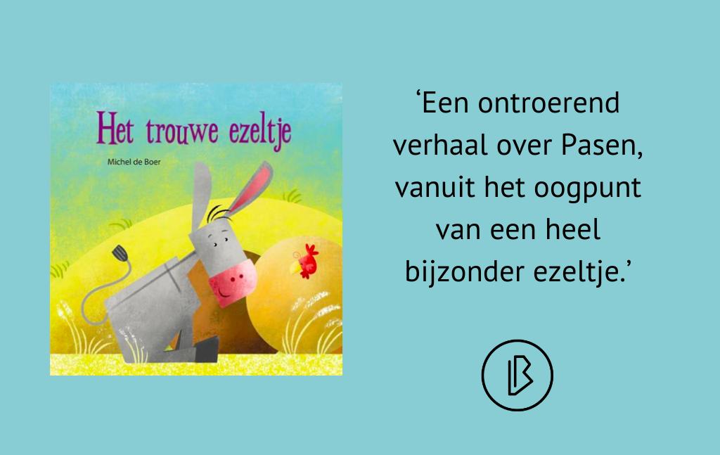 Recensie: Michel de Boer – Het trouwe ezeltje