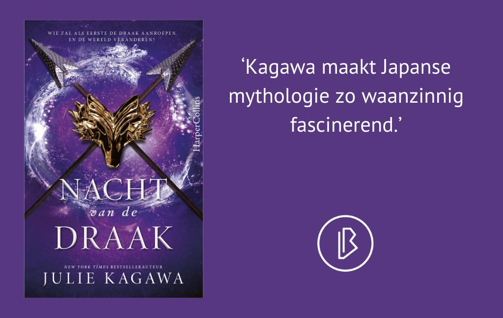 Recensie: Julie Kagawa – Nacht van de draak