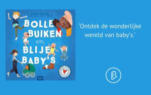 Recensie: Nathalie Depoorter  – Bolle buiken en blije baby's
