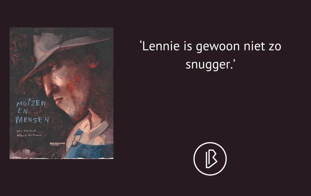 Recensie: John Steinbeck en Rébecca Dautremer – Muizen en mensen