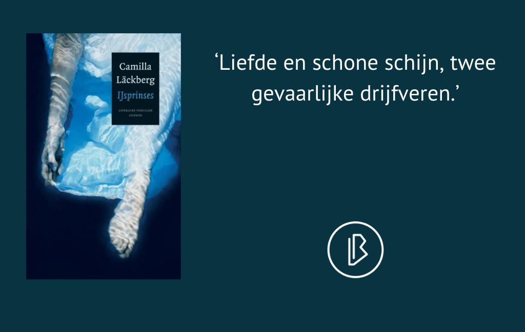 Recensie: Camilla Läckberg – IJsprinses