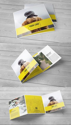 26 Best and Creative Brochure Design Ideas for your inspiration by     Best and Creative Brochure Design Ideas   Purpose of brochure may vary from  business to business  Some are designed to display services  whereas others  are