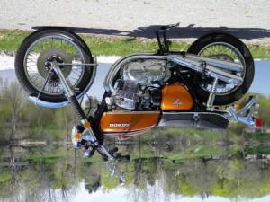 9. Honda CB 750 Four (Arris)