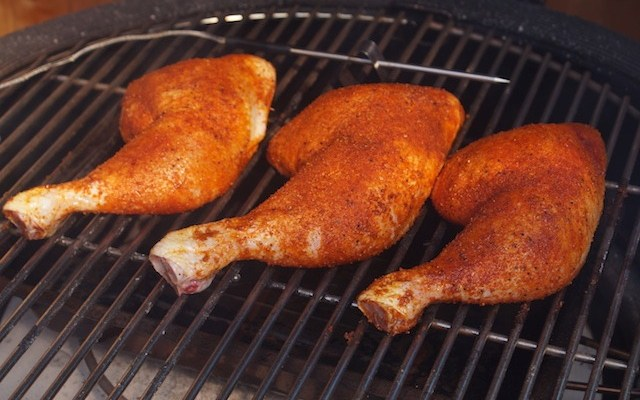 Chicken BBQ-Rub