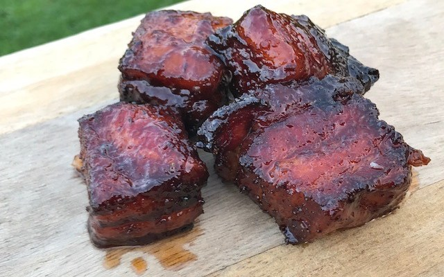 Pork Belly Burnt Ends – Verdens bedste slik – How to do