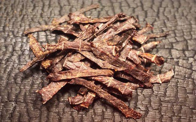 Tennessee Beef Jerky – nem Opskrift på Beef Jerky