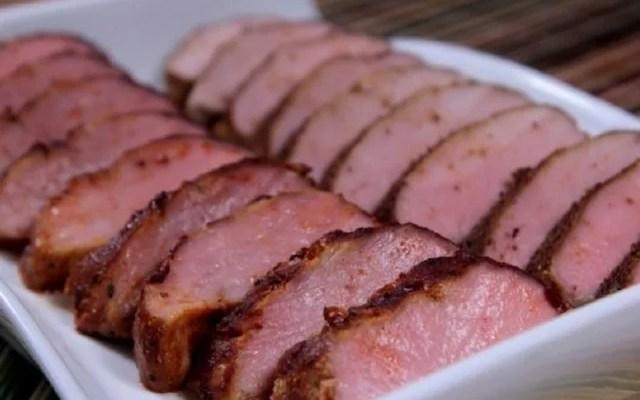 Varmrøgning af svinemørbrad – en Juleklassiker