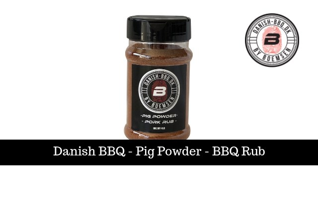 Pig Powder | BBQ-Rub 220g