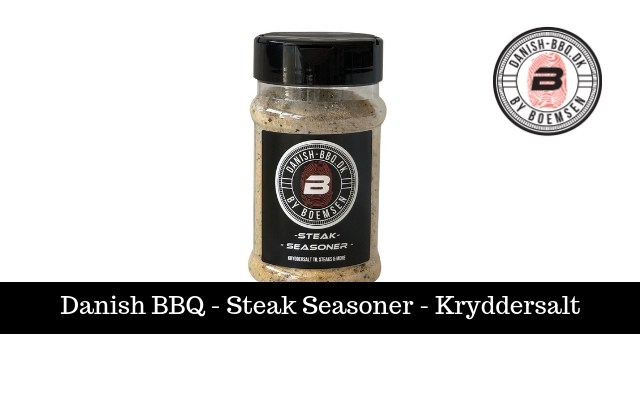 Steak Seasoner | Kryddersalt 300g
