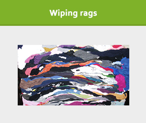 Wiping rags