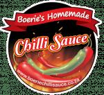 Boeries Chilli Sauce