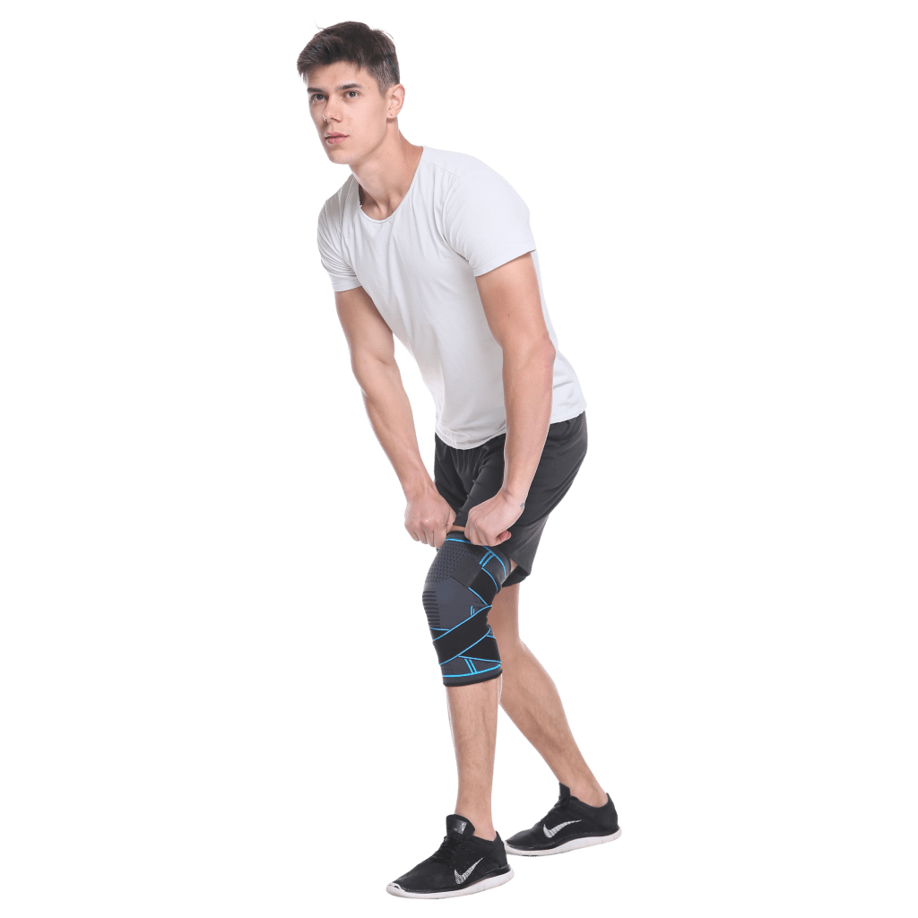 Boersport Orthopedische kniebrace 3