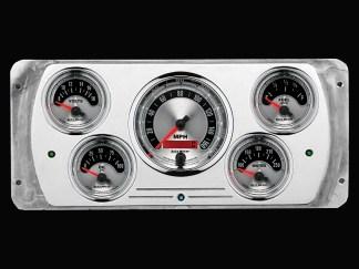 1937 Dodge Car Gauge Panels