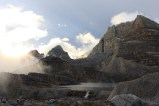 The lago and cascada