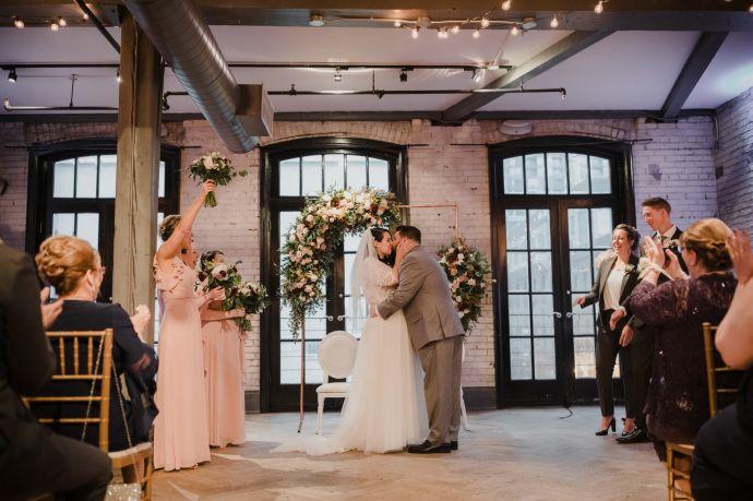 Storys Building Wedding