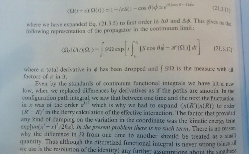 A New Low in Quantum Mechanics