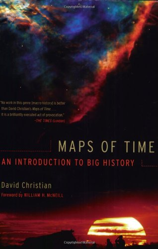 "Book cover of ""The Maps of Time"""