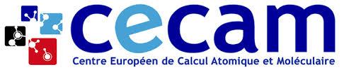 Logo for the Centre Européen de Calcul Atomique et Moléculaire (CECAM)