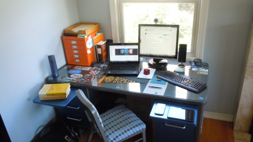 My Workspace