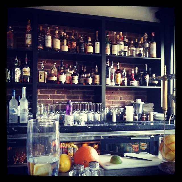 Stunning little bar at Crossings in South Pasadena