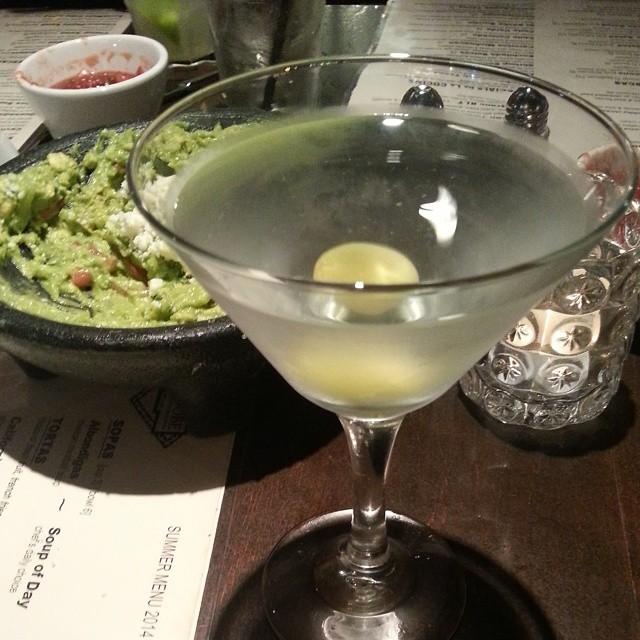 The Nixon Martini