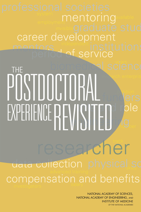 Book cover of The Postdoctoral Experience Revisited (2014)