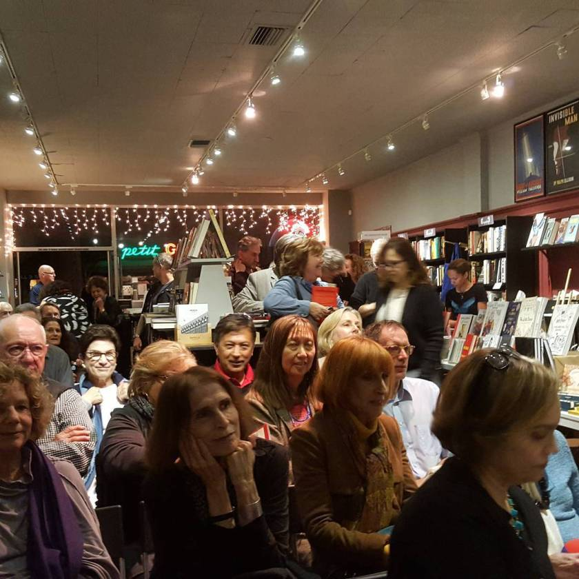 Part of the huge crowd that showed up for the launch of #AmerikanKrazy